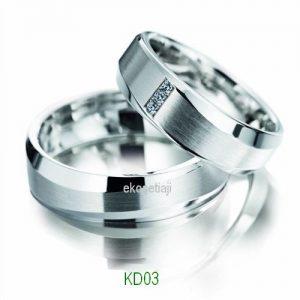 Cincin Kawin Couple KD03
