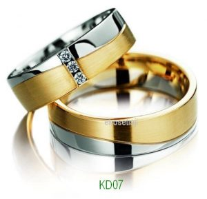 Cincin Kawin KD07
