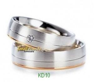 Cincin Kawin KD10