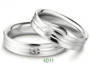 Cincin Kawin KD11