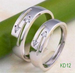 Cincin Pasangan KD12