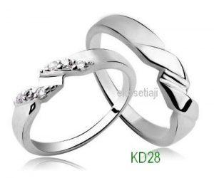 Cincin Tunangan Spesial KD28