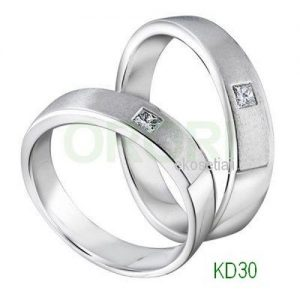 Cincin Couple Simple KD30