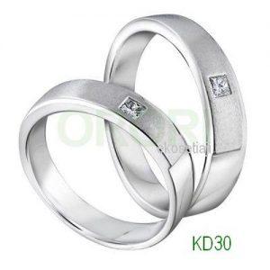 Cincin Couple Simple KD30