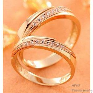 Cincin Rosegold AD103