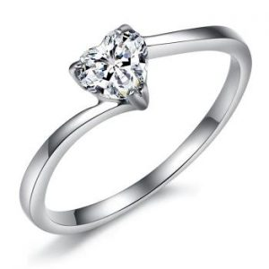 Cincin Single Silver