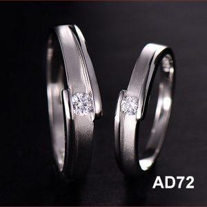 Cincin Tunangan ekslusif AD72