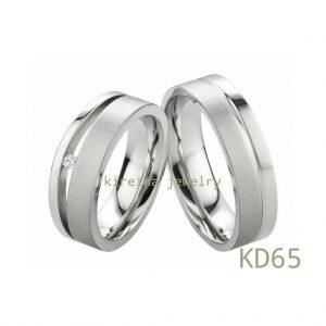 Cincin Kawin KD65